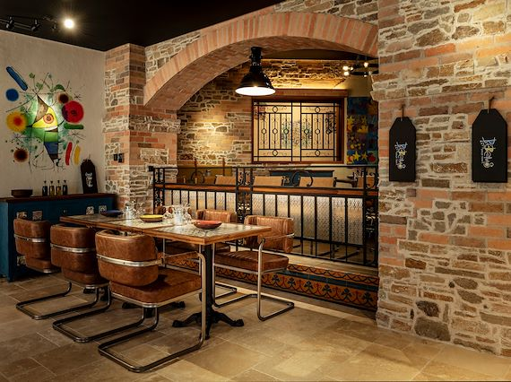 Long Yin Restaurant Le Meridien Dubai