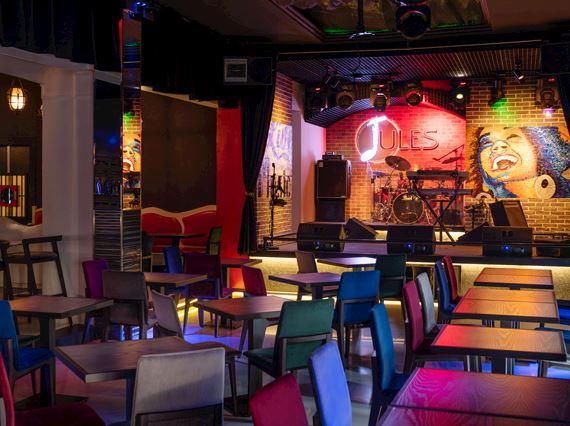 Cocktail Le Meridien Dubai