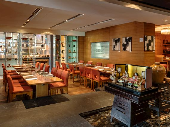 Sushi Le Meridien Dubai