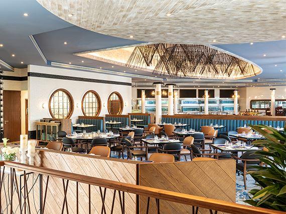 Seafood Market Le Meridien Dubai