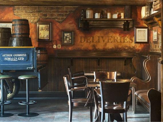 The Dubliners Restaurant Le Meridien Dubai