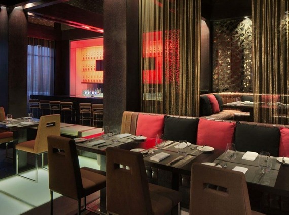 Warehouse Restaurant Le Meridien Dubai