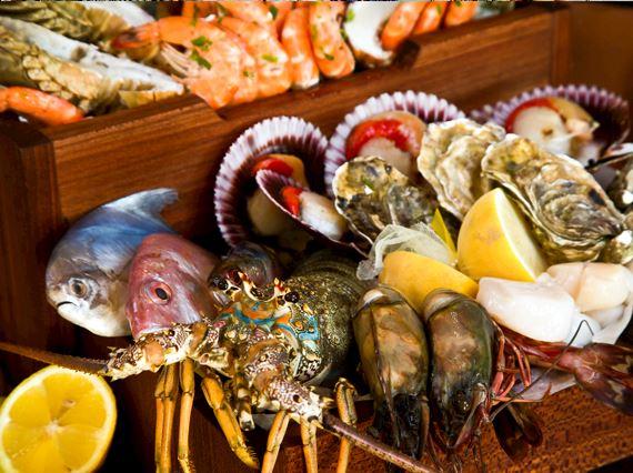 Seafood Tuesday