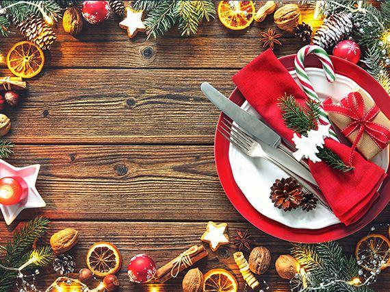 Christmas Day Dinner - Sukhothai