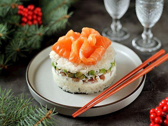 Christmas Eve Dinner - Kiku