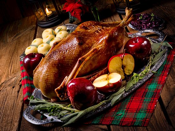 Christmas Eve Dinner - Long Yin