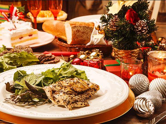 Christmas Eve Dinner - Warehouse