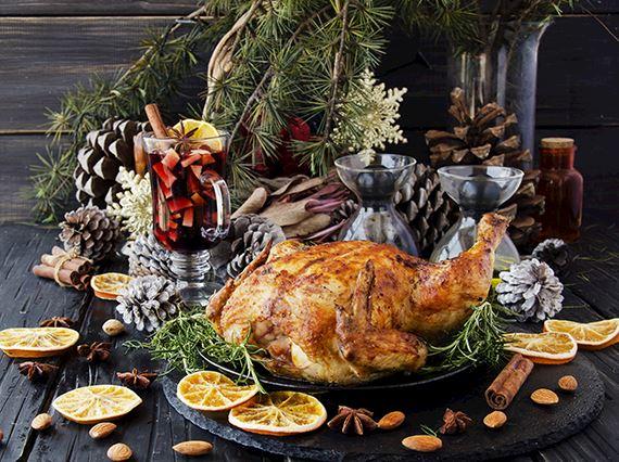 Christmas Eve Dinner - Yalumba