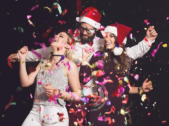 Christmas Eve Show - Jules Bar