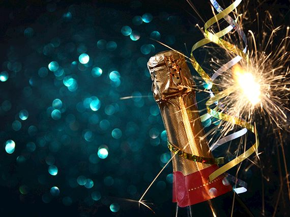 New Years Eve Dinner - Casa Mia