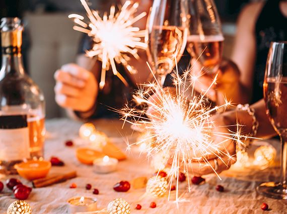 New Years Eve Dinner - Sukhothai