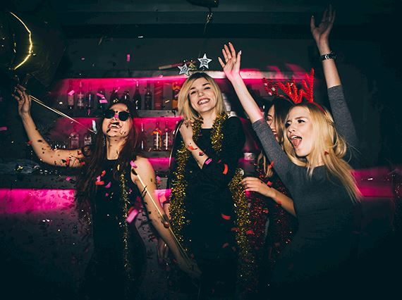 The Great Gatsby New Years Eve Party - Warehouse